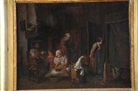scène d'intérieur by flemish school (18)