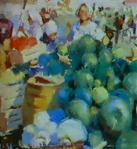 marche des fruits by vitali gurov