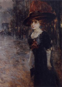 la parisienne by ernest phillippe zacharie