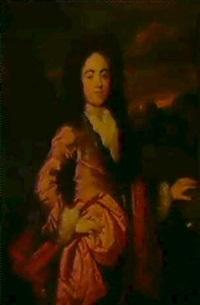 portrait of sir john harpur, 4th bt. by john kerseboom