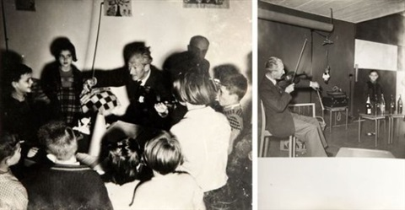 la musique concrète albert jeanneret surnommé crincrin lrgr 2 works by louis sciarli