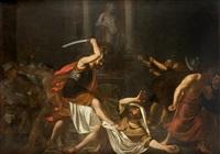 sujet de l'histoire romaine by italian school-roman (17)