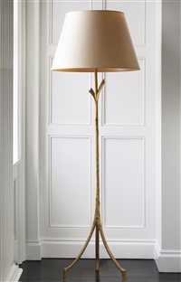 feuille floor lamp by alberto giacometti