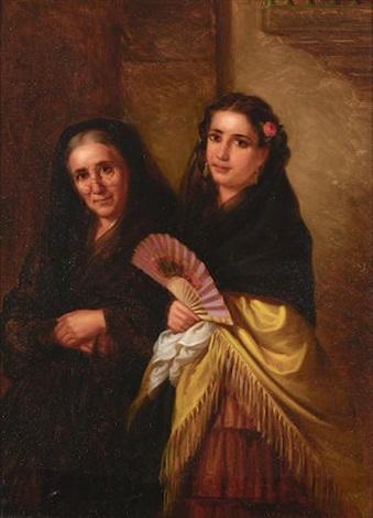 spanish girls