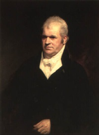 portrait of william rush of elsenham hall, hertfordshire by john jackson