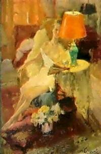 le soir by anastassia sokolova