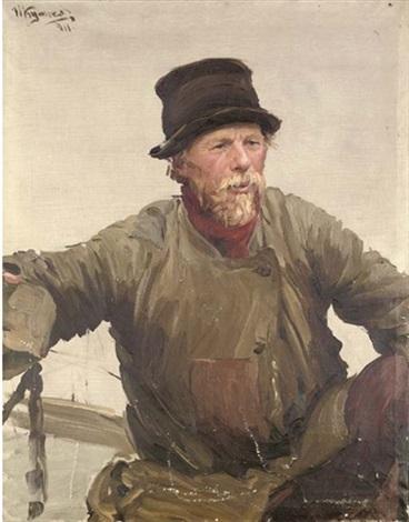 coachman by ivan semionovich kulikov