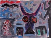 abgrund 3 (mythos) by a.r. penck