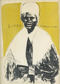 sojourner truth (i'll keep you scratchin) by calvin burnett