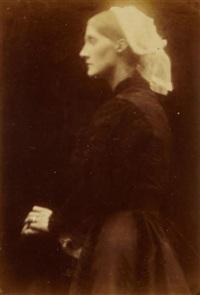 mrs. herbert duckworth, september by julia margaret cameron