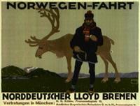 norwegen-fahrt by otto amstberg