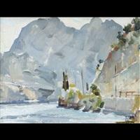 monte rocchetta, riva sul garda by dino martens