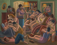 the party by william roberts
