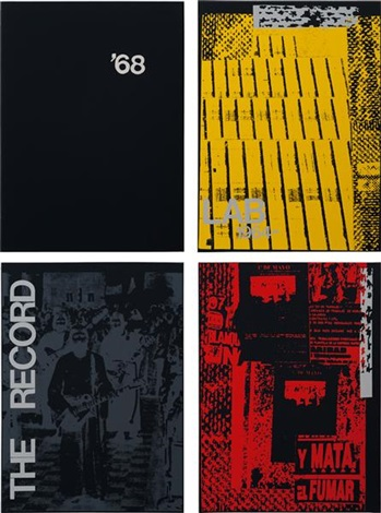history 68 white history lab 1964 yellow history the record grey and history y mata red 4 works by adam pendleton