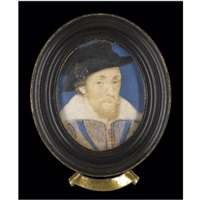 portrait of james vi of scotland, james i of england by nicholas hilliard