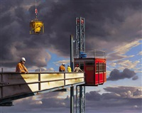 construction lift by peter smets