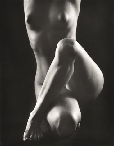 the crossover by ruth bernhard