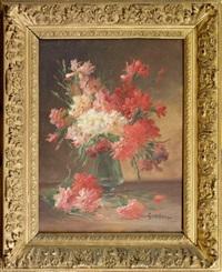 vase de fleurs by godchaux