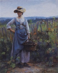 the harvester by thérèse marthe françoise cotard-dupre
