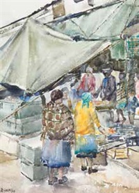 the market place by durant basi sihlali