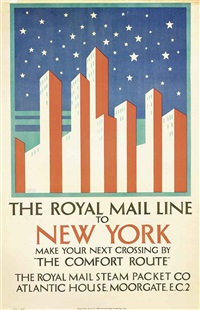 the royal mail line to new york by horace weston taylor