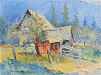 jake's homestead by orestes (rick) nicholas de grandmaison