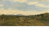 connecticut valley by george f. fuller
