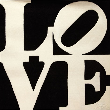 chosen love by robert indiana