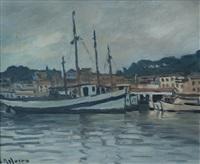 puerto soller mallorca by alceu ribeiro