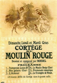 cortège du moulin rouge by auguste roedel