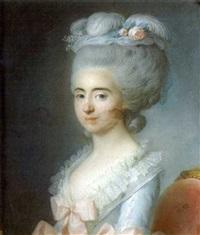portrait présumé de françoise beguyer by simon bernard le noir