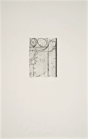 six softground etchings 6 works by richard diebenkorn