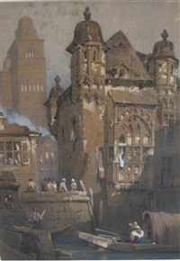 in strasbourg by samuel prout
