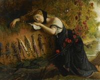 ophelia by joseph severn