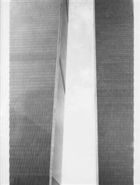 world trade center by gordon matta-clark