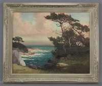 cypress point by george sanders bickerstaff