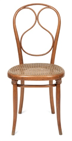 A Thonet Chair, Model No. 1 By Michael Thonet