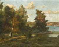 landscape by fredrik ahlstedt