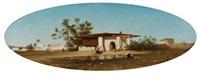 village turc by a. jautard