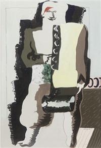 le marchand de tapis by jean lurçat