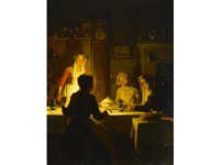 the evening meal by joseph bail