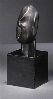 abstract head by noli
