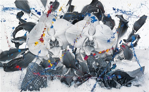 separation of body and soul (ultramarine) by marc quinn