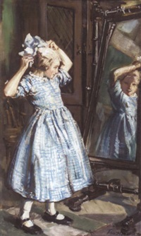 the mirror by francis henry newbery