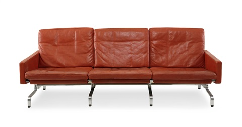 pk 31 sofa by poul kjaerholm