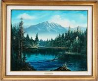 crystal lake by edward barton