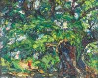 banyan tree by awiki