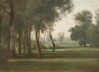 paysage by nicolas louis cabat