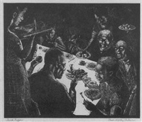 church supper by frank hartley anderson
