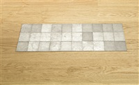 small equivalent ii (in 30 parts) by carl andre